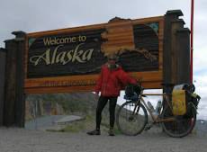 Arriving at Alaska Border near Skagway