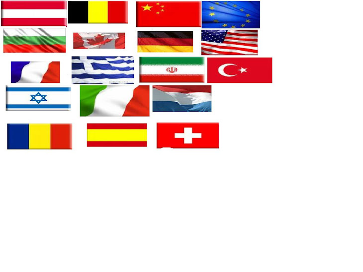 Nationalities of our members