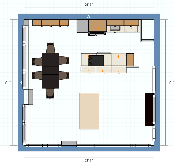 Condo Renovations: IKEA Condo Plans