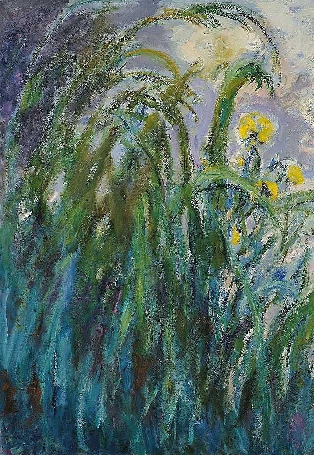 obras de monet. la obra de Monet con las
