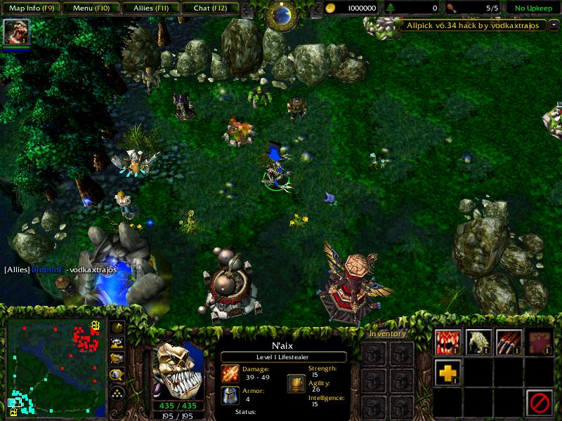 [Warcraft] Super Invoker Hotkeys (Scripts & Functions)