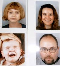 The Bieter Family in Hunenberg