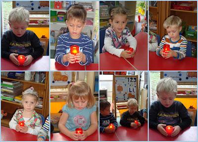preschool christmas program practice