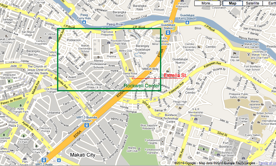How To Get To Rockwell Directions Routes Maps Shortcuts in