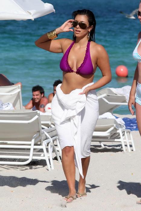 kim kardashian in bikini photo gallery