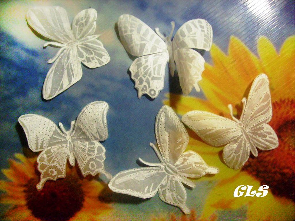 Бабочка своими руками мастер 19