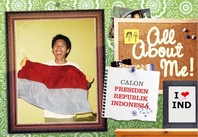 sebuah blog calon presiden indonesia