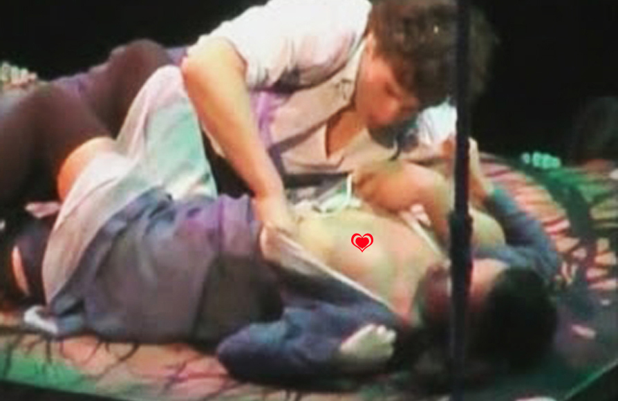 lea michele spring awakening video. This is really Lea Michele,
