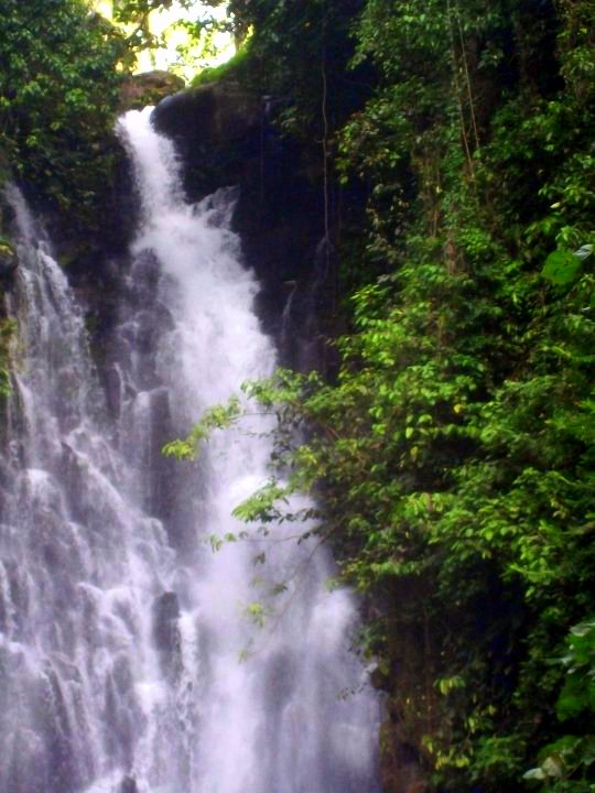 Philippines Place: Tinago Falls in Iligan City