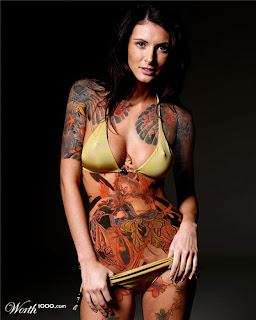 Yakuza Girl Tattoos