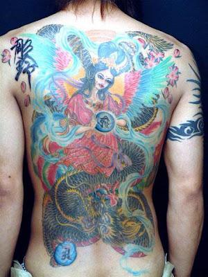 Labels Back Body Tattoo Japanese Dragon Tattoo Japanese Dragon Tattoo