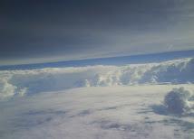 Foto Awan Dari Udara