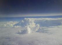 Foto Awan Dari Udara (1)