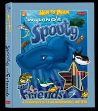 """How To Draw Wyland's Spouty and Friends"" by Heather Martinez"