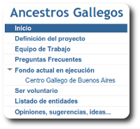Ancestros Gallegos