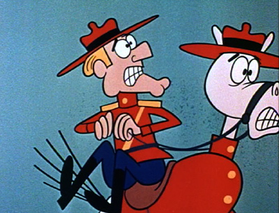 Just like say Dudley Do