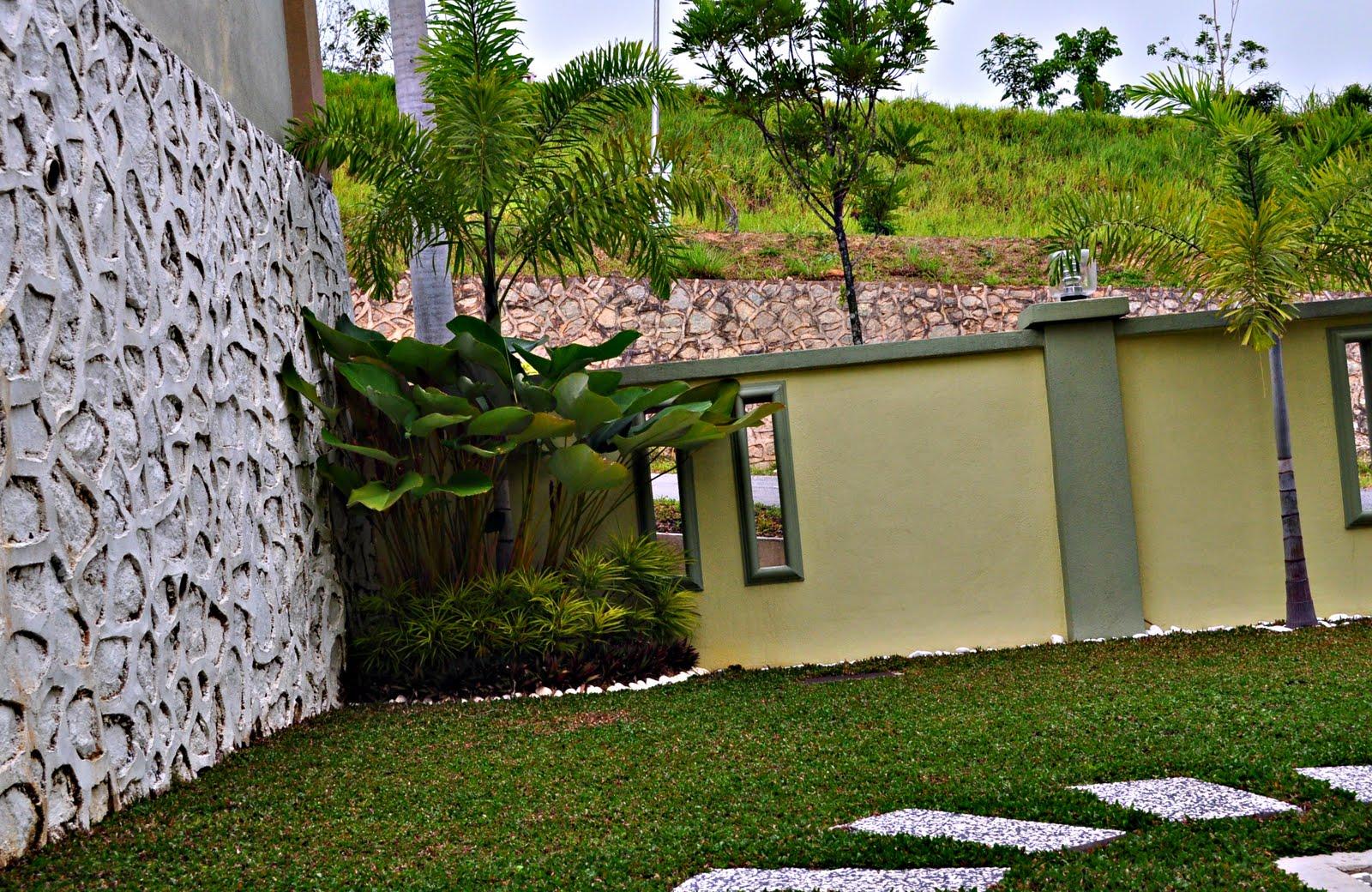 Rumah kaler hijau :)
