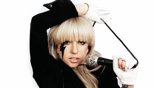 12) where Lady Gaga's The Fame