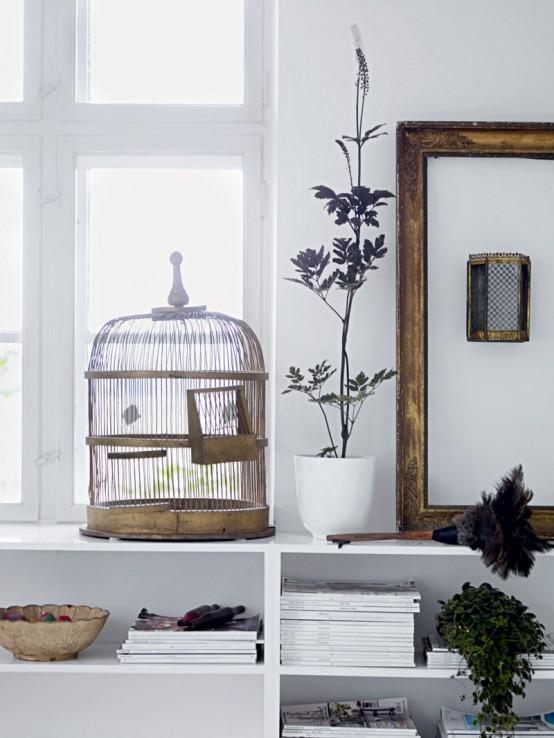 White Interior Design Of The Homewares Designer Home