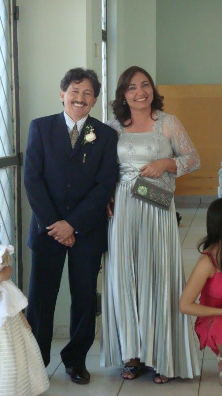 Prs. Braga e Janete