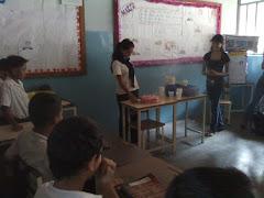 Los experimentos en el aula.