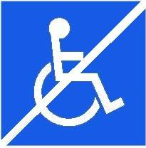 Handikappade Endast I Nebraska