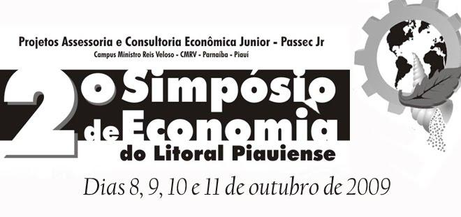 Empresa Júnior de Economia - UFPI