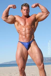 world bodybuilders pictures: bodybuilder matt brown at