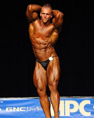 world bodybuilders pictures: bodybuilder brandon beckrich