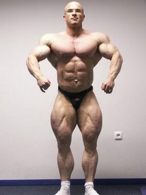 world bodybuilders pictures: excellent muscles builder manuel bauer