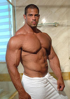 world bodybuilders pictures: arab most beautiful