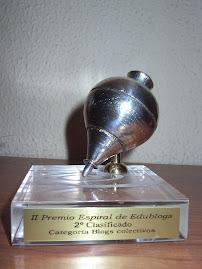 II PREMIO ESPIRAL EUDOBLOGS