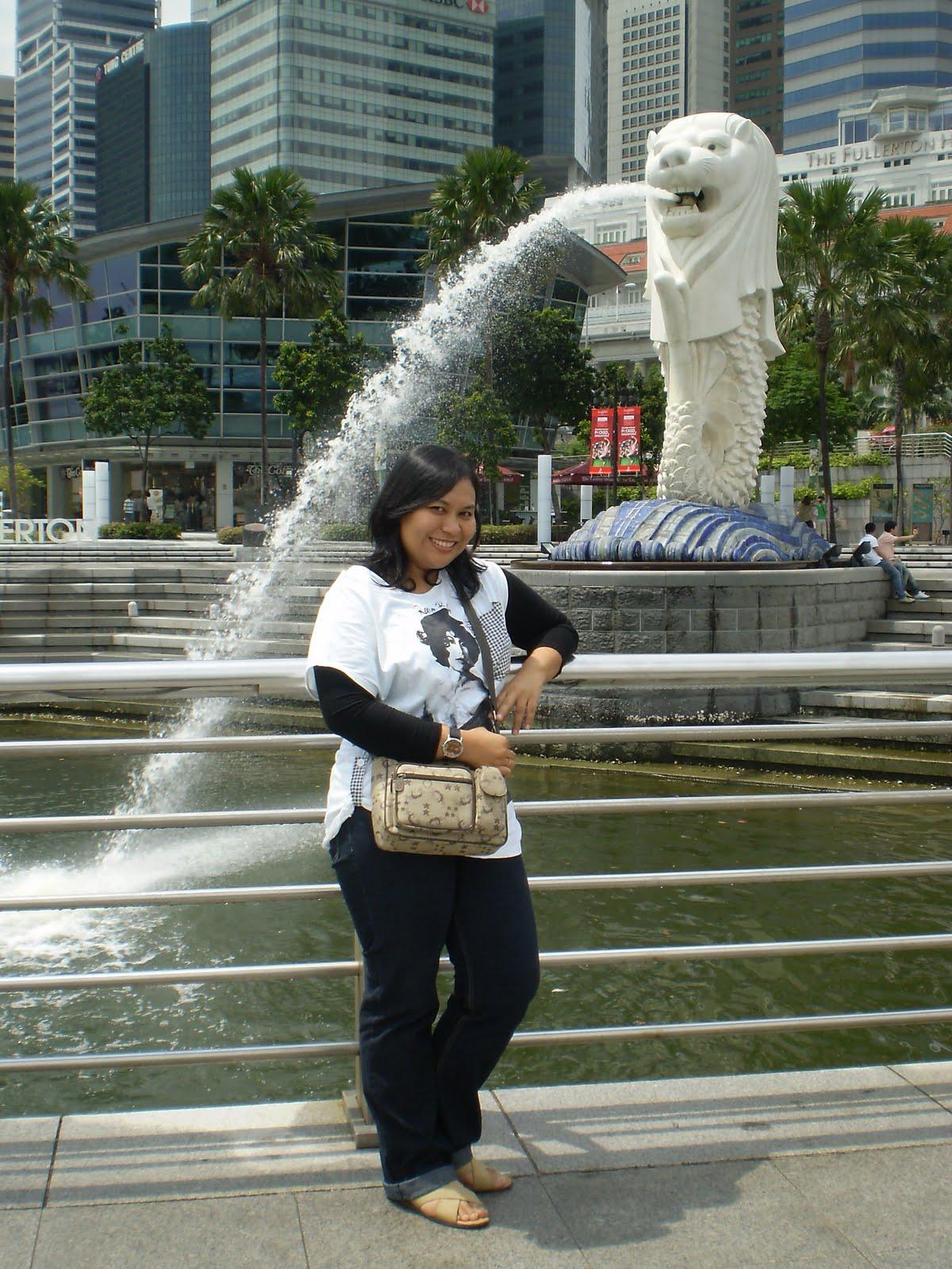 Kerdip Bintang Jalan Jalan Singapura