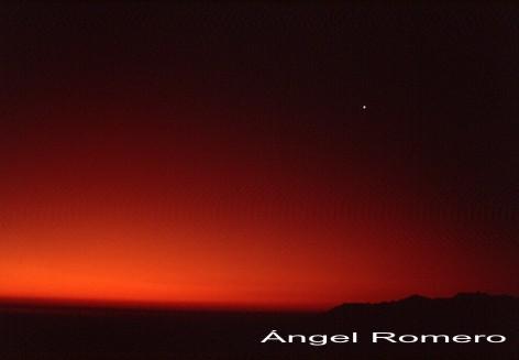 Estrella en Tres Cruces de Oro - Paucartambo