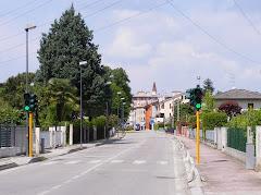 Semaforo intelligente in via De Gasperi
