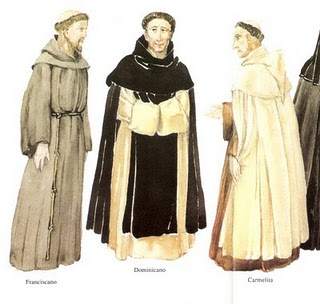 Medieval Clergy Clothing Lady B.: Clothing of t...