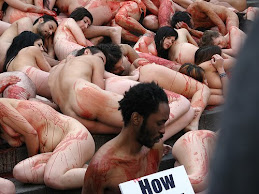Animal Rights Protest