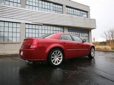 2011 Exterior Chrysler 300C There are abundant aftermarket chrome trim