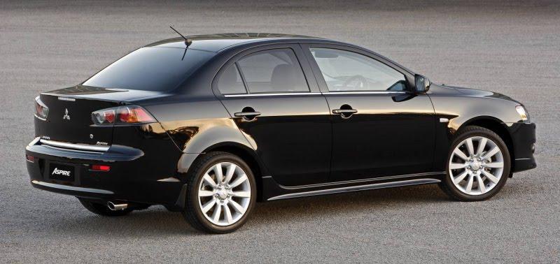 Proton Inspira | Waja Replacement | Mitsubishi Lancer
