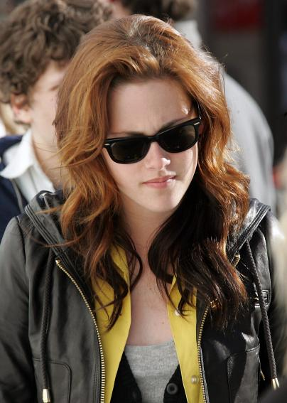 Los Angeles: Hollywood actress Kristen Stewart had a far easy time filming