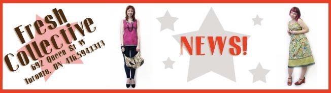 Fresh Collective: News!