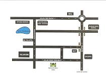 Peta ke Masjid Ibnu Sina