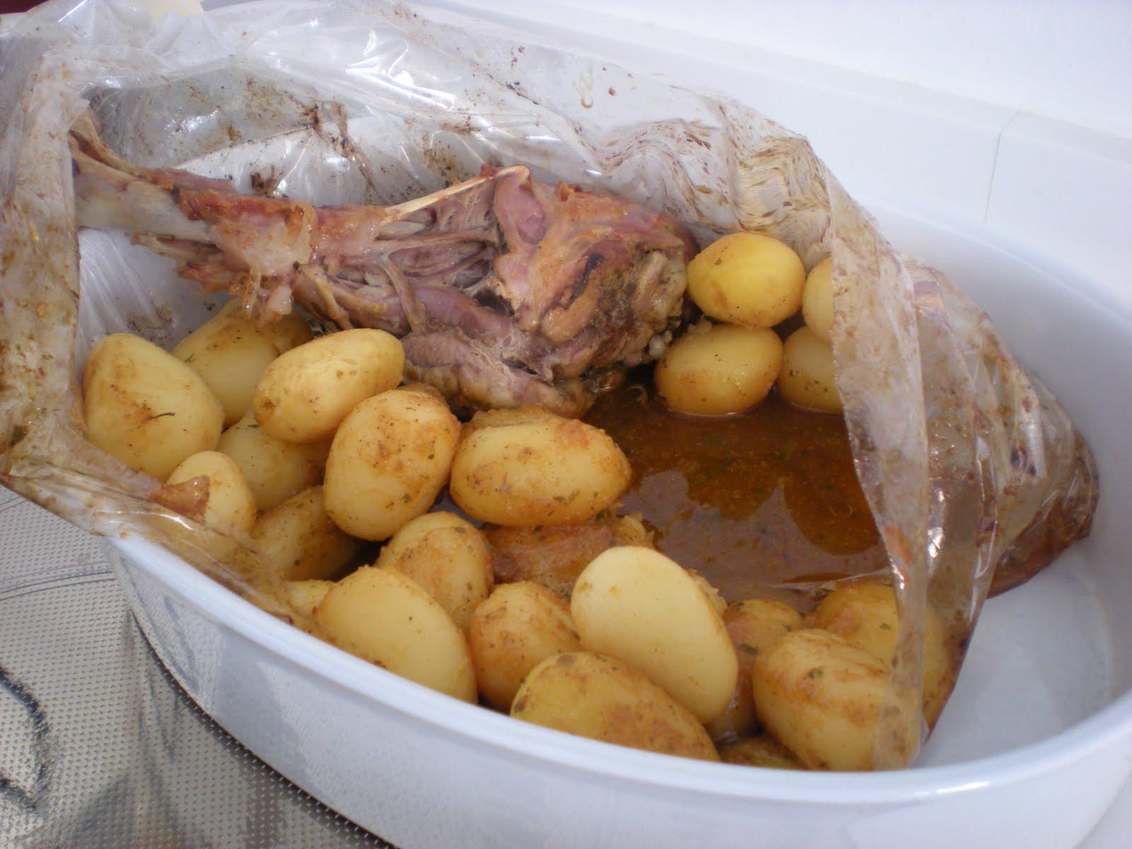 Mis trucos de cocina pavo al horno en bolsa de plastico - Espatula plastico cocina ...