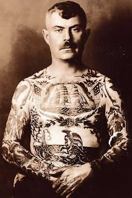 Vintage Tattoos Tattoo 23. Posted by Brd at 8:20 PM