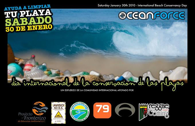 Conserva tu Playa!