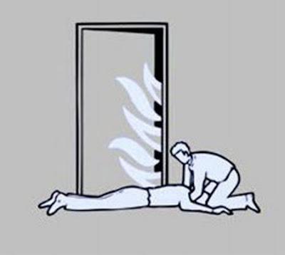 que hacer en caso de incendios