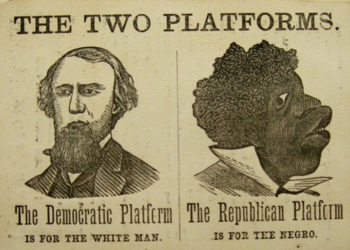 democrat racists