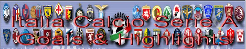 Italia Calcio Serie A Live Online