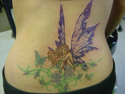 Fairy Tattoo Pictures