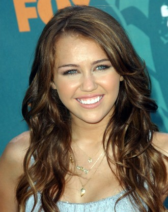 cute hairstyles for curly hair. popular long layered hairstyles.